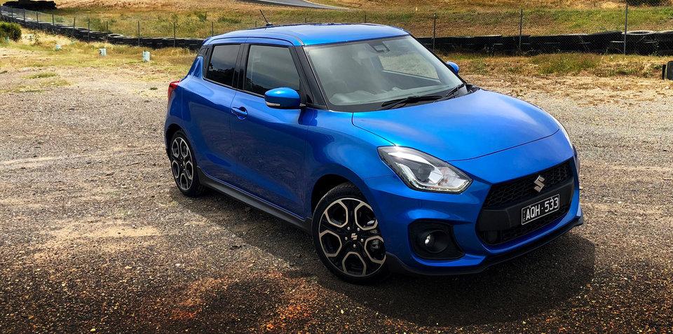 2018 Suzuki Swift Sport Review Caradvice