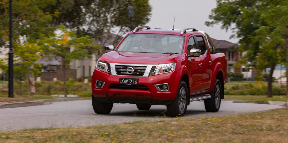 2018 Nissan Navara pricing and specs