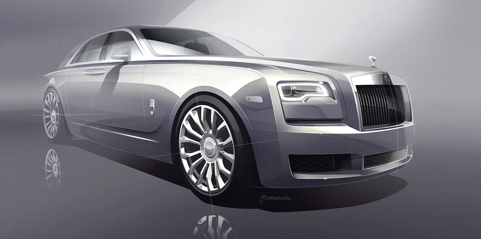 Rolls-Royce Silver Ghost Collection announced