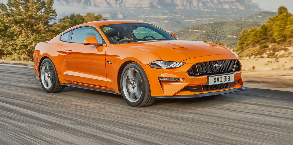 2018 Ford Mustang pricing and specs - UPDATE