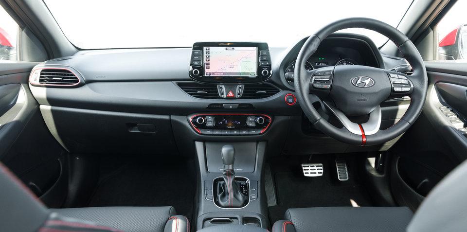 2018 Hyundai I30 Sr Long Term Review Report Three Interior Comfort