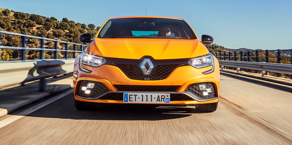 2018 Renault Megane RS280: 7 cool things