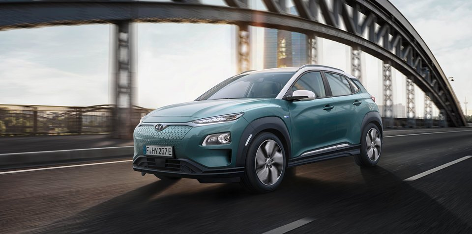 Hyundai Kona Electric: 20,000 orders already placed globally - report