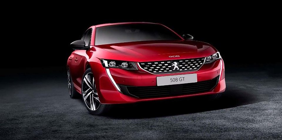 2018 peugeot 508 leaked. Black Bedroom Furniture Sets. Home Design Ideas