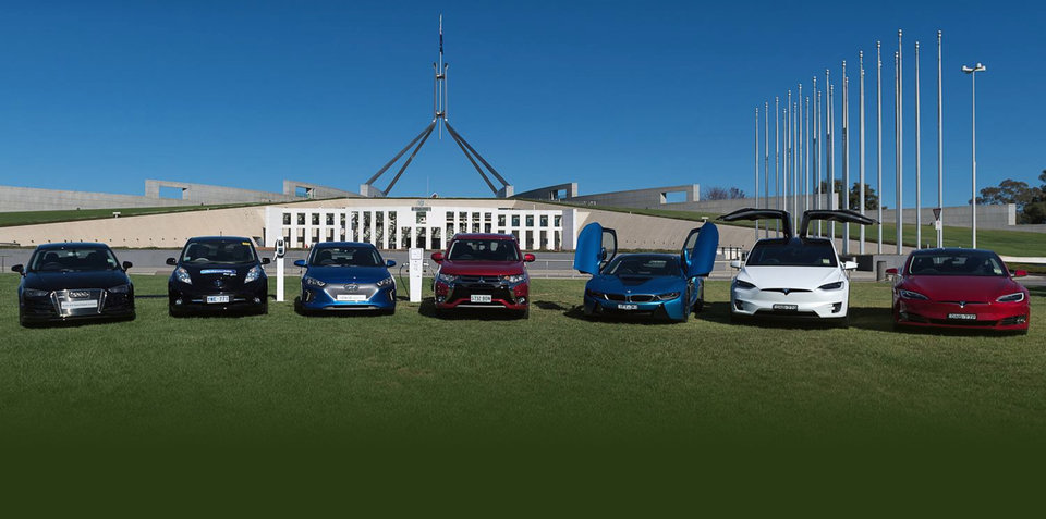 South Australian govt pledges to waive stamp duty and rego on EVs