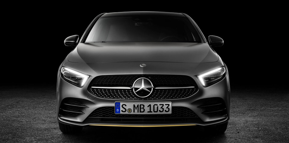 Mercedes-AMG: 300kW hot hatch on the way
