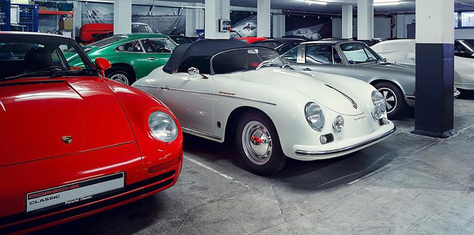 Porsche now 3D prints classic parts
