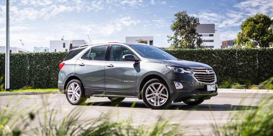 Holden Equinox diesel touches down from $35,990