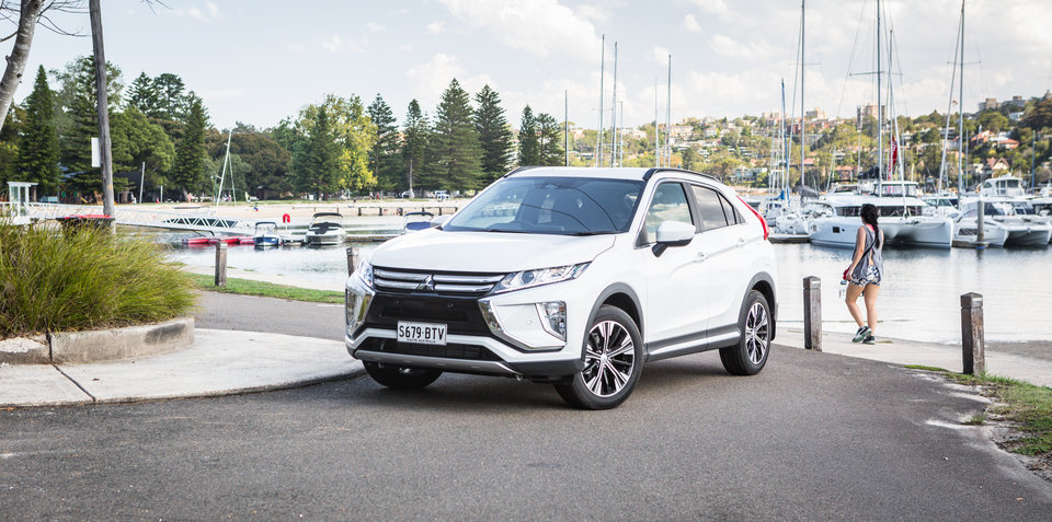 Mitsubishi's sales success in Australia analysed