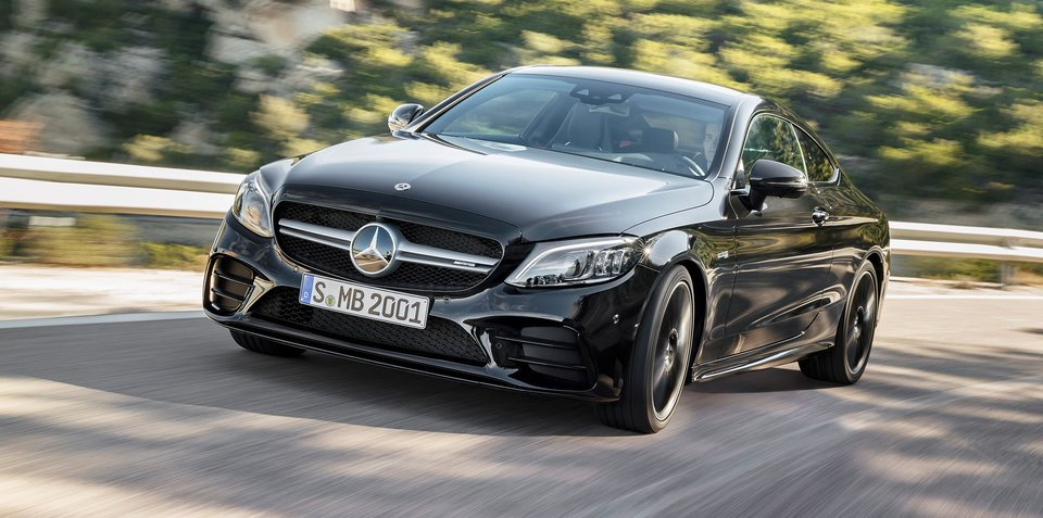 2018 Mercedes-AMG C43 Coupe and Cabriolet revealed