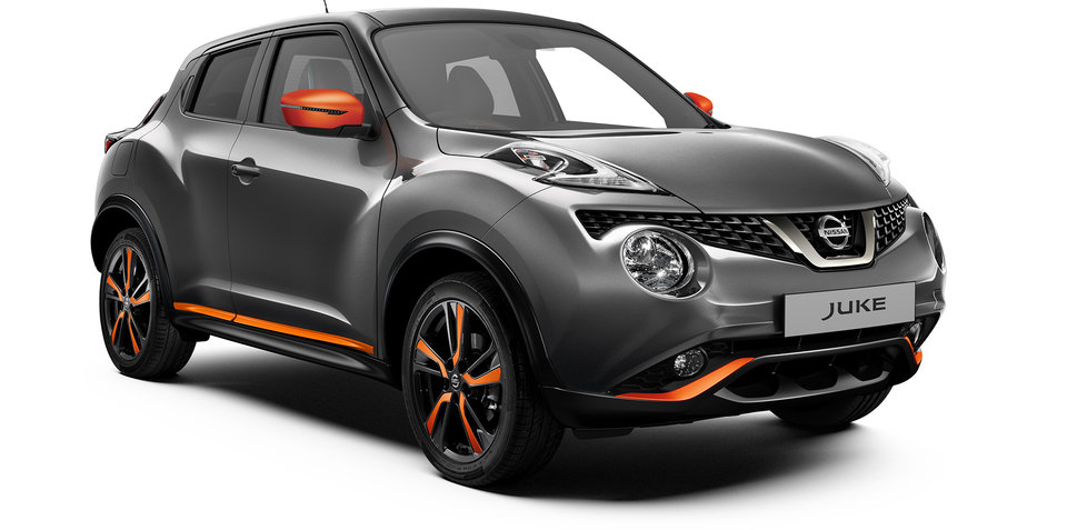 2018 nissan juke revealed. Black Bedroom Furniture Sets. Home Design Ideas