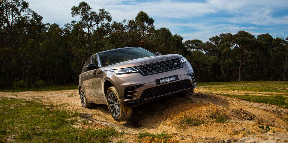 2018 Range Rover Velar recalled - UPDATE