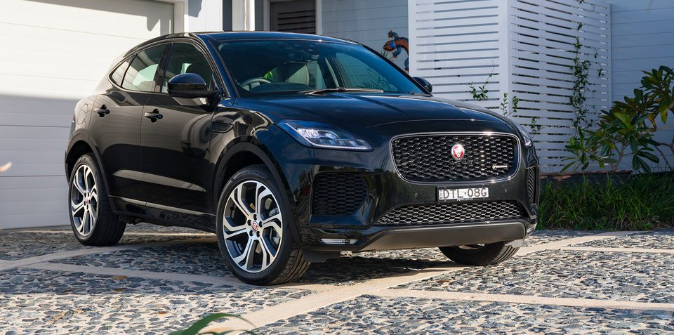 2018 jaguar e pace pricing and specs. Black Bedroom Furniture Sets. Home Design Ideas