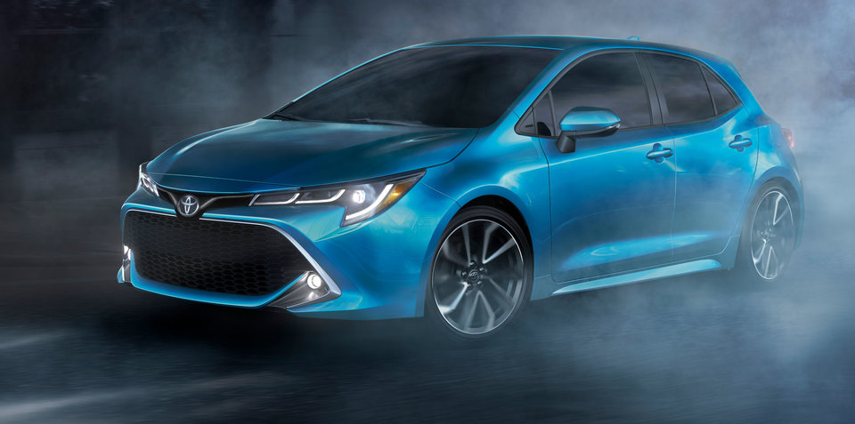 2019 Toyota Corolla detailed, Australian launch due August
