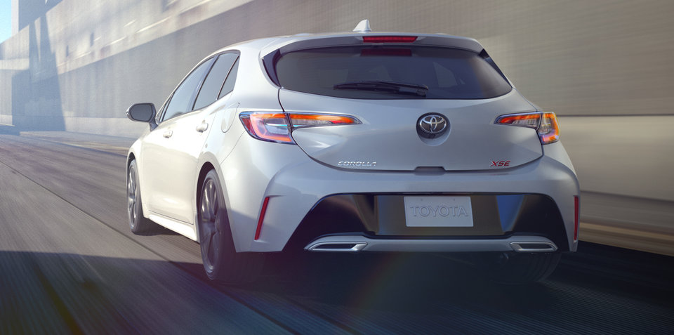 Toyota Corolla: 'Gazoo Racing' hot hatch on the cards