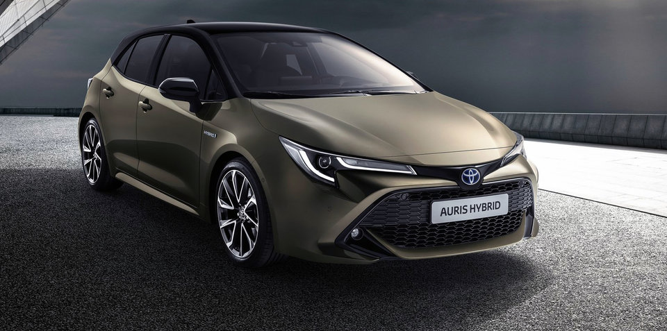 Best New Cars Under 15000 >> 2018 Toyota Corolla unveiled