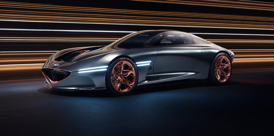 Genesis: Essentia concept shows direction for future models