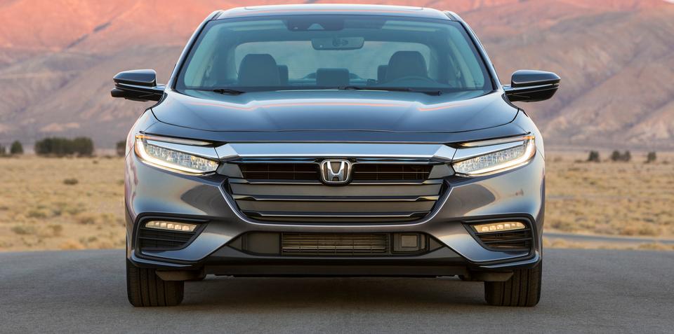 Honda slow-and-steady on electrification for Australia