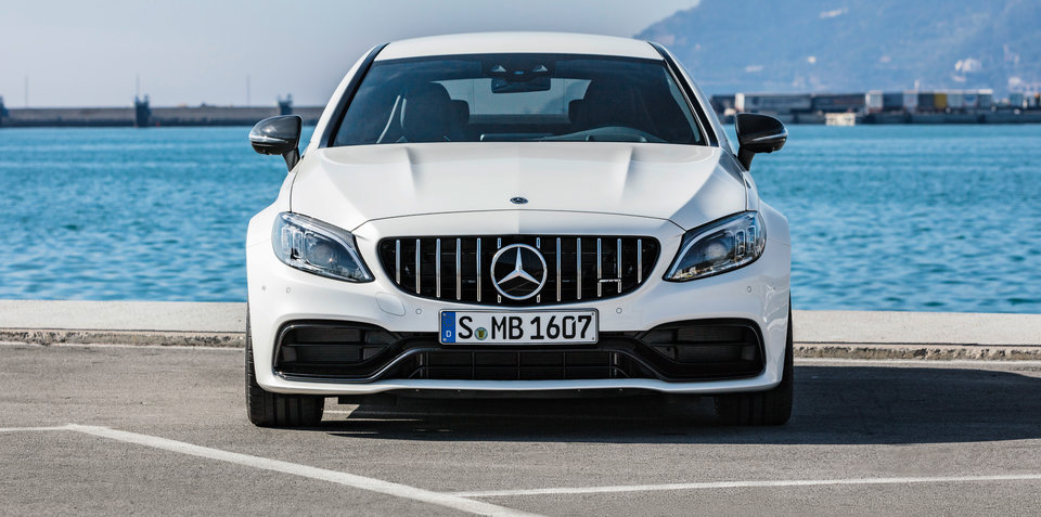 Mercedes-AMG C63 successor to be hybrid – Tobias Moers