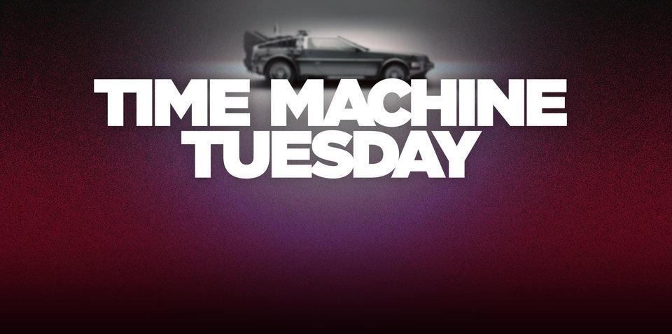 Time Machine Tuesday: April 10, 2018