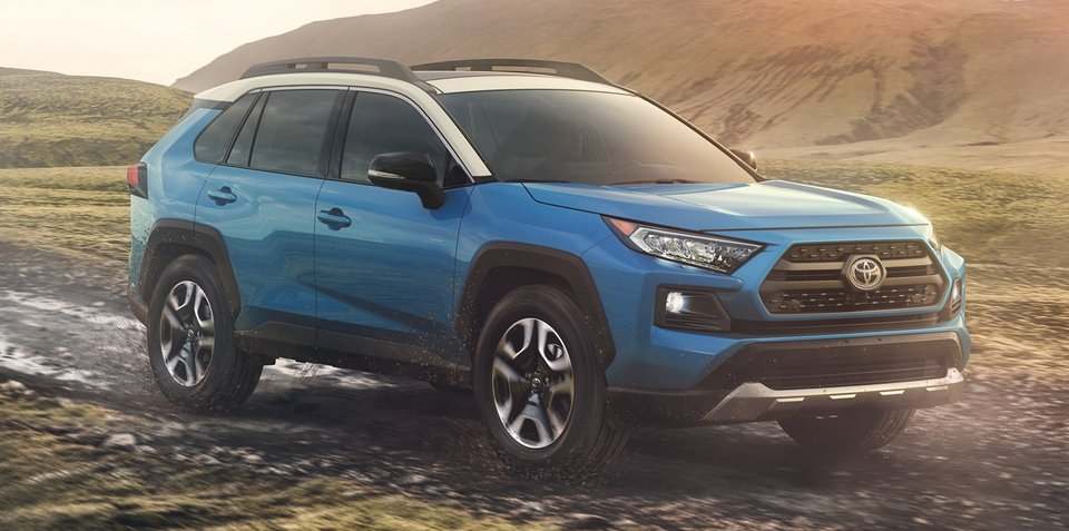 2019 Toyota Rav4 Revealed