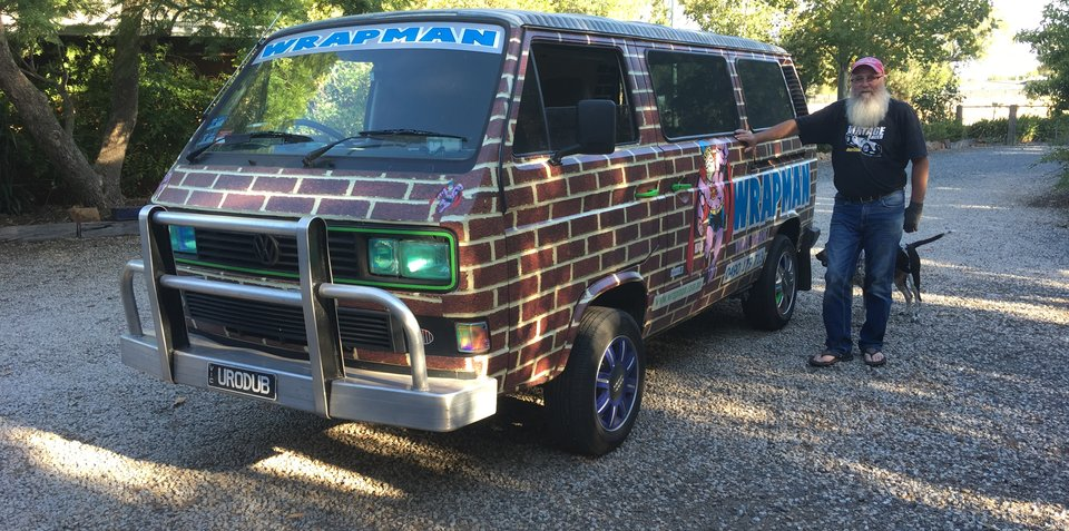 Car wrapping: Take a peek inside the business