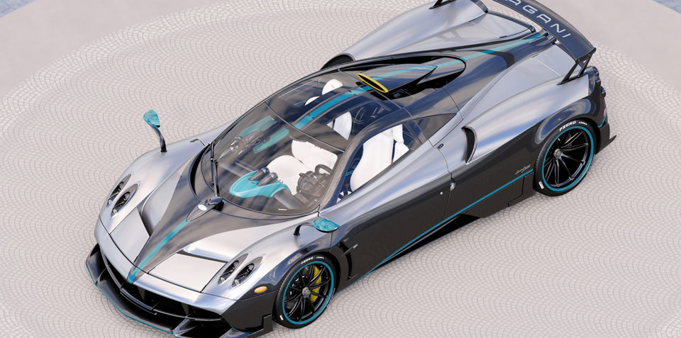 Pagani Huayra: Final coupe to be delivered in June