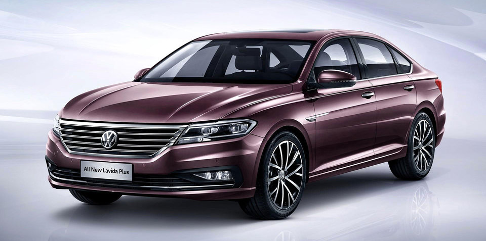 Volkswagen Lavida Plus revealed for China