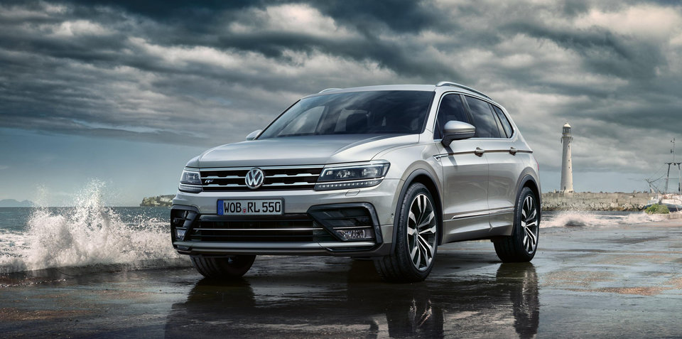 2018 volkswagen tiguan allspace specs announced. Black Bedroom Furniture Sets. Home Design Ideas