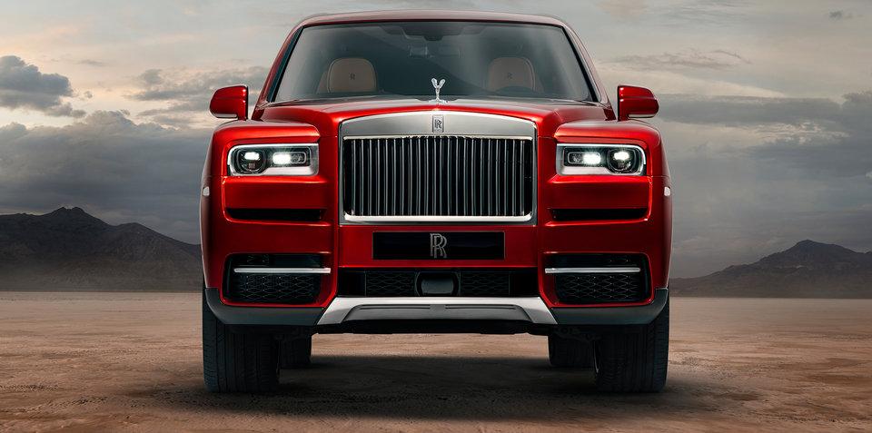 Rolls-Royce Cullinan drawing 'whole new dynamic' of customer