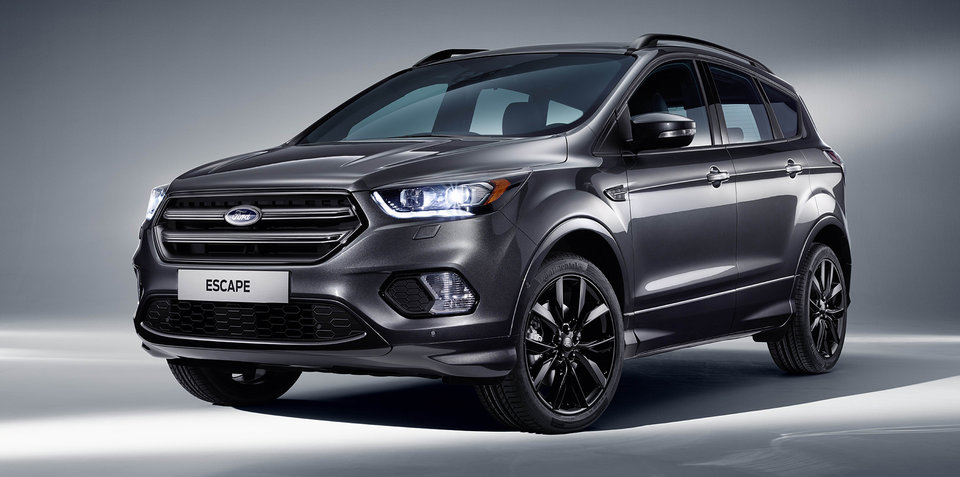 2018.5 Ford Escape pricing and specs