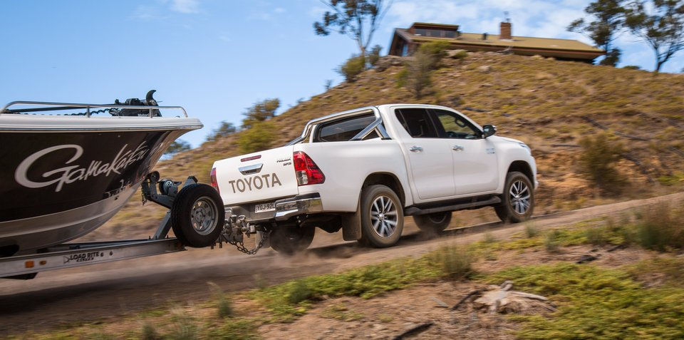 Toyota HiLux, Landcruiser Prado gain diesel particulate filter regeneration switch - UPDATE