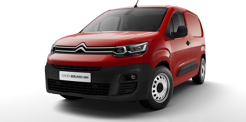 2019 Citroen Berlingo revealed, Peugeot Partner too