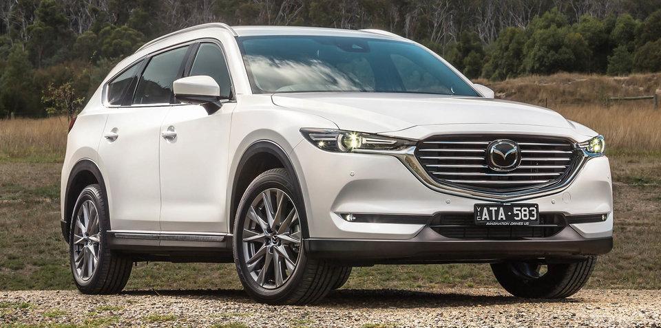2018 Mazda CX-8 pricing revealed