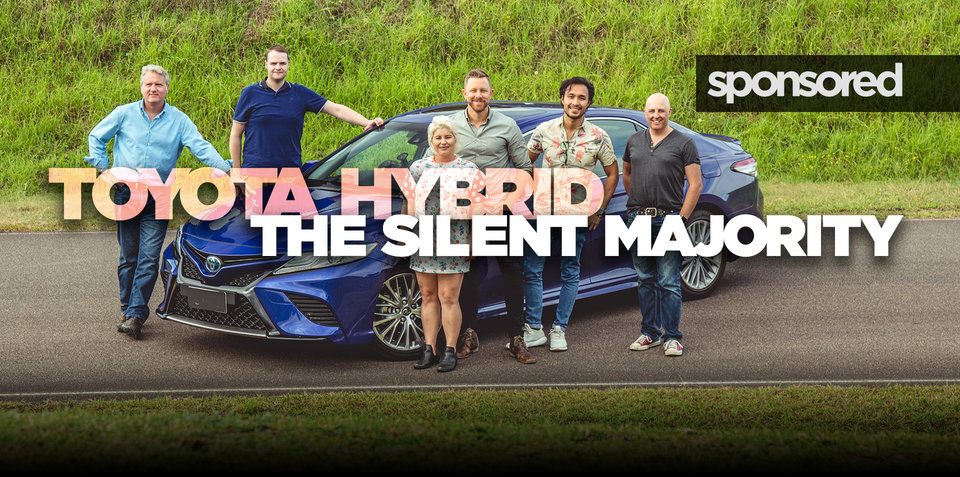 Toyota Hybrid: The silent majority