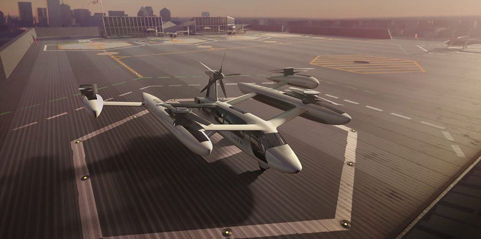 UberAir flying taxis could come to Sydney, Melbourne
