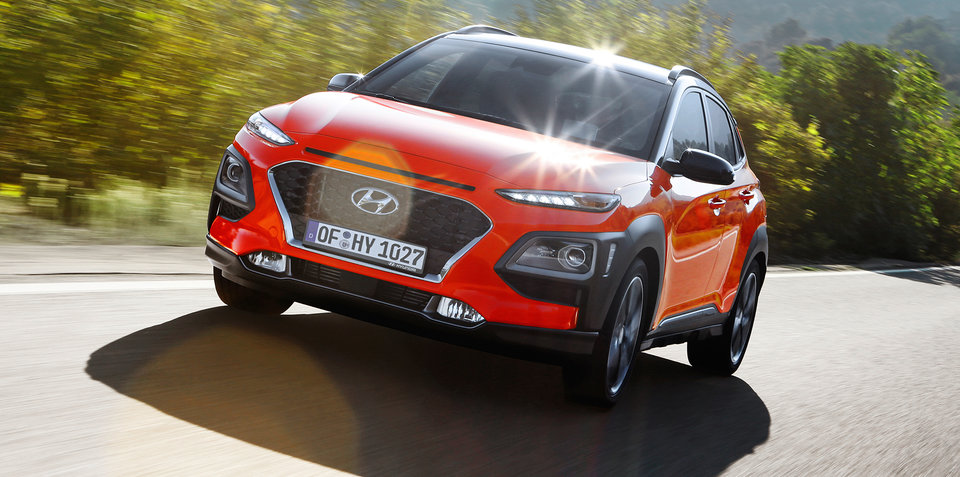 Hyundai Kona adds diesel option in Europe, not for Oz