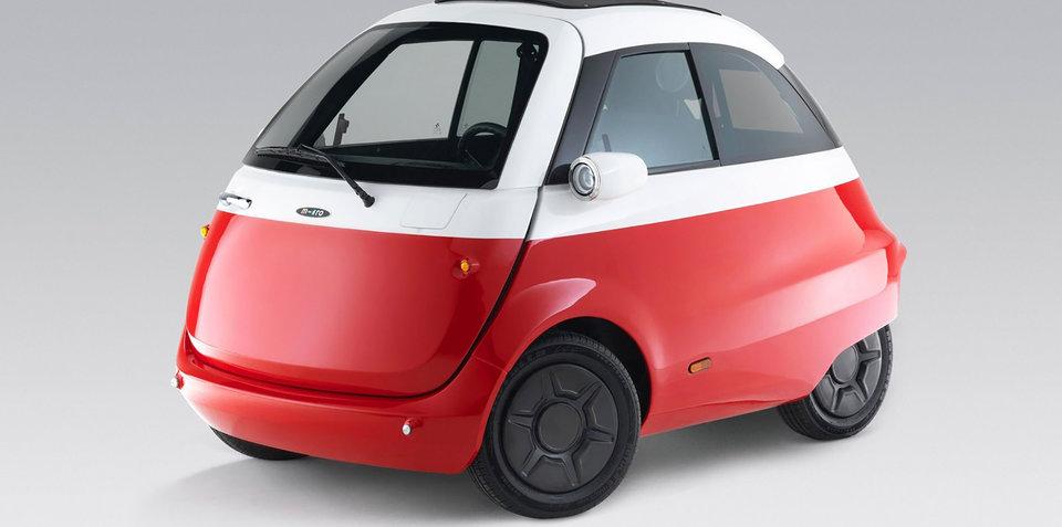 Microlino: Little EV homologated for European roads