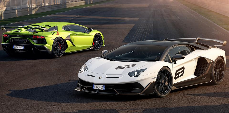 Lamborghini Aventador SVJ revealed, priced from $949,640 - UPDATE