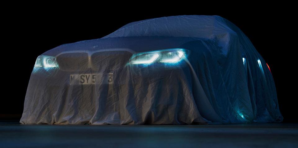 2019 BMW 3 Series confirmed for Paris
