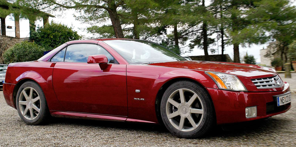 Cadillac XLR driver trapped for 14 hours by electric door release