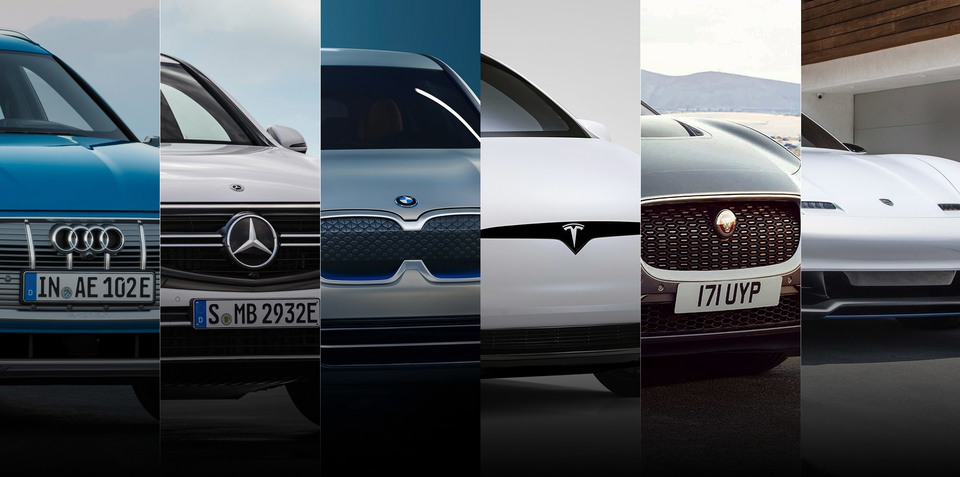 Luxury EV comparison: Six SUV challengers square off