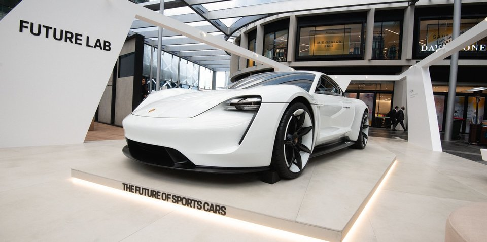 Porsche Taycan: Australian launch confirmed for 2020
