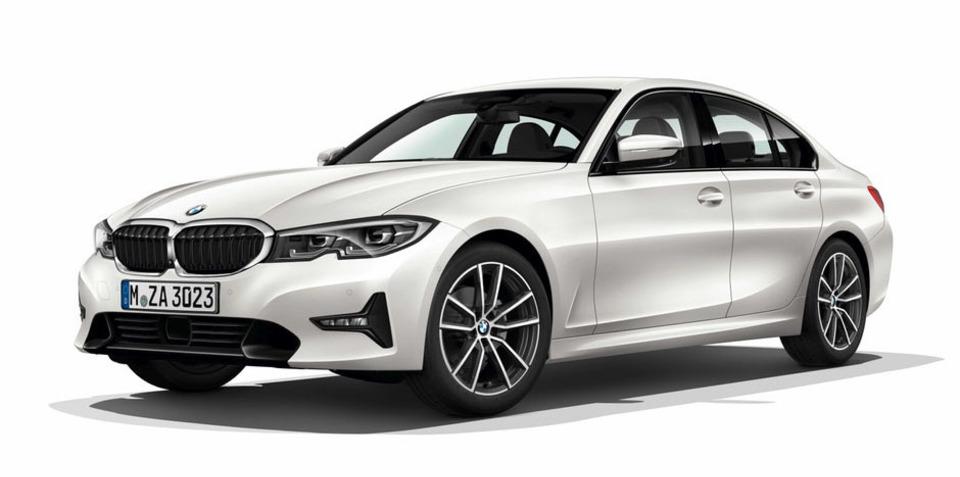 2019 BMW 3 Series leaked via online configurator