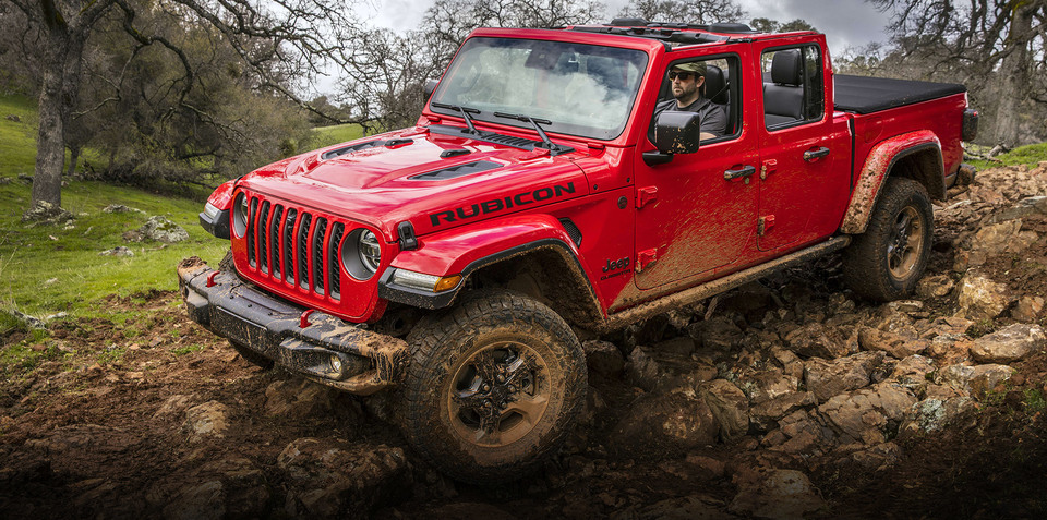 REVIEW: 2020 Jeep Gladiator first drive