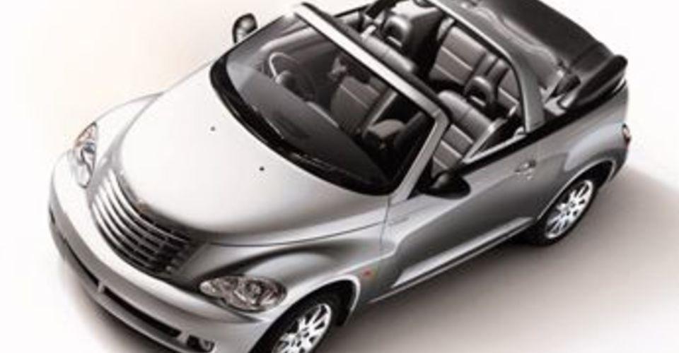 chrysler pt cruiser cabrio convertible caradvice. Black Bedroom Furniture Sets. Home Design Ideas