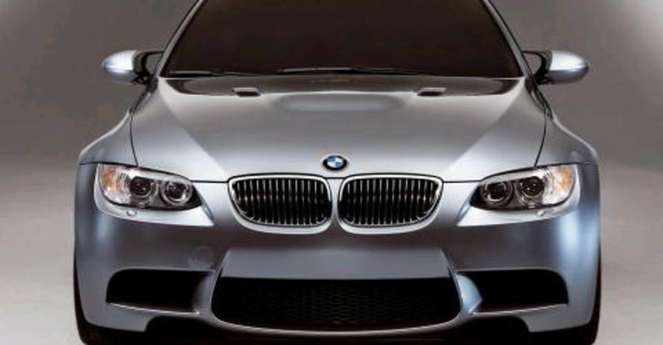 2007 BMW M3 Concept | CarAdvice