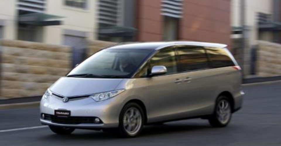 Toyota Ultima >> Toyota Tarago Review Specification Price Caradvice