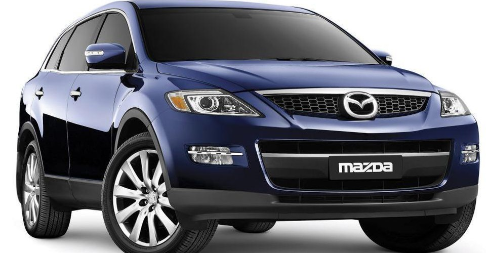 2008 mazda cx 9 overview photos caradvice. Black Bedroom Furniture Sets. Home Design Ideas