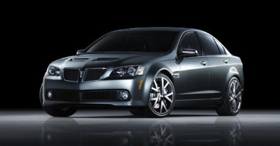 2009 Pontiac G8 Gt Price Rise Caradvice